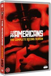 the americans - sæson 2 - DVD