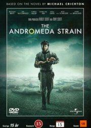 the andromeda strain - komplet mini serie - DVD
