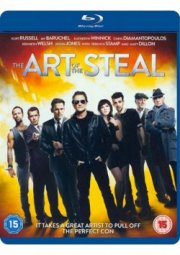the art of the steal - Blu-Ray