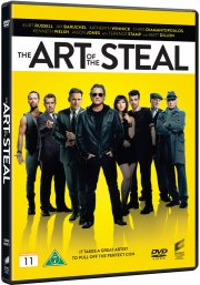 the art of the steal - DVD