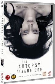 the autopsy of jane doe - DVD