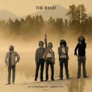 the band - live in washington dc august 16, 1976 - Vinyl / LP