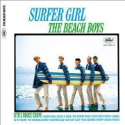 the beach boys - surfer girl - remastered edition - cd