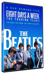 the beatles eight days a week: the touring years - DVD