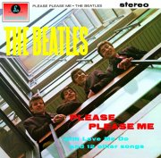 the beatles - please please me - remastered - cd