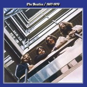 the beatles - the blue album - 1967-1970 - remastered - cd