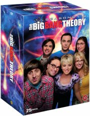 the big bang theory - sæson 1-8 - DVD