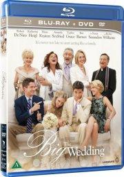 the big wedding  - blu-ray+dvd