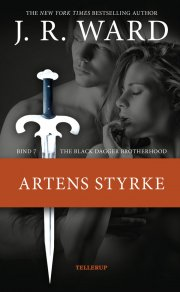 the black dagger brotherhood #7: artens styrke - bog