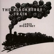 james mccartney - the blackberry train - cd