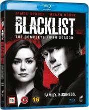 the blacklist - sæson 5 - Blu-Ray