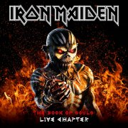 iron maiden - the book of souls - live chapter - cd