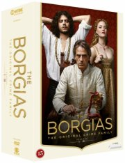 the borgias - den komplette serie - DVD