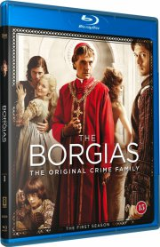 the borgias - sæson 1 - Blu-Ray
