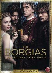 the borgias - sæson 2 - DVD