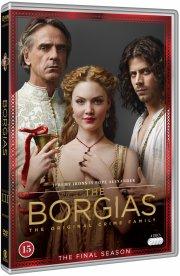 the borgias - sæson 3 - DVD
