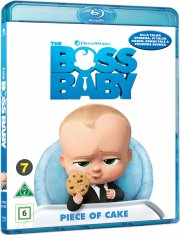 the boss baby - Blu-Ray