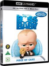 the boss baby - 4k Ultra HD Blu-Ray