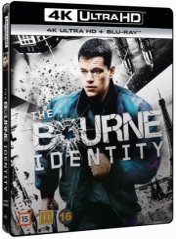 the bourne identity - 4k Ultra HD Blu-Ray