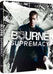 the bourne supremacy - steelbook - Blu-Ray