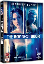 the boy next door - 2015 jennifer lopez - DVD