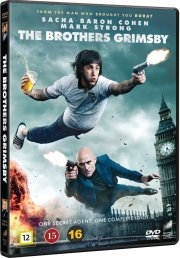the brothers grimsby - DVD