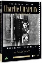 the chaplin years vol. 4 - DVD