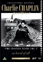 the charlie chaplin years vol. 1 - DVD