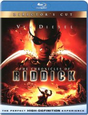 the chronicles of riddick - directors cut - Blu-Ray