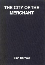 the city of the merchant - bog