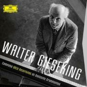 walter gieseking - the complete bach recordings - cd