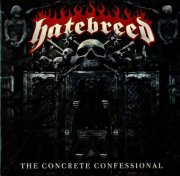 hatebreed - the concrete confessional - cd