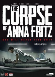 the corpse of anna fritz - DVD