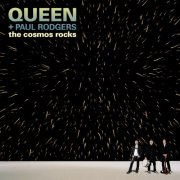 queen & paul rodgers - the cosmos rocks - cd