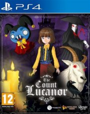 the count lucanor - PS4