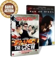 man of steel // the crew - DVD