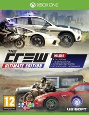 the crew - ultimate edition (nordic) - xbox one