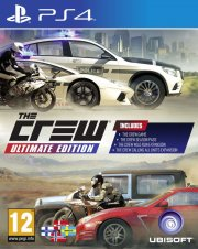 the crew - ultimate edition (nordic) - PS4