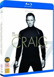 the daniel craig collection: spectre // skyfall // casino royale // quantum of solace - Blu-Ray