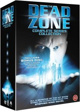 the dead zone - den komplette serie - DVD