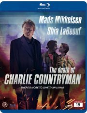 the death of charlie countryman - Blu-Ray
