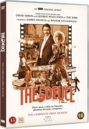 the deuce - sæson 1 - hbo - DVD