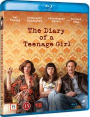 the diary of a teenage girl - Blu-Ray
