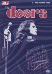 the doors - live in europe 1968 - DVD