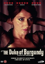 the duke of burgundy - DVD