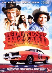 the dukes of hazzard - sæson 1 - DVD