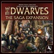 the dwarves: the saga expansion - brætspil - Brætspil