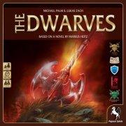 the dwarves: core game - brætspil - Brætspil