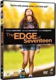 the edge of seventeen - DVD