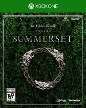 the elder scrolls online: summerset - xbox one